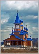 Церковь Казанской иконы Божией Матери - Усинский - Междуреченск, город - Кемеровская область