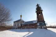 Церковь Воскресения Христова в Железном Борке - Железный Борок - Ярославль, город - Ярославская область