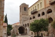 Осиос Лукас. Монастырь Луки Елладского