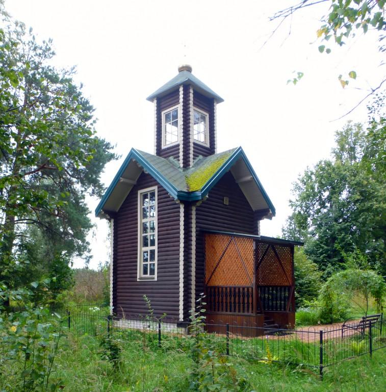 Неизвестная часовня, Романовское