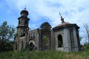 Церковь Троицы Живоначальной (старая) - Кашинка - Цильнинский район - Ульяновская область