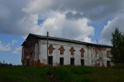 Церковь Георгия Победоносца - Поповка-Каликинская (Липино) - Вожегодский район - Вологодская область