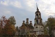 Ликурга. Троицы Живоначальной, церковь