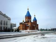 Церковь Спаса Нерукотворного Образа - Шимановск - Шимановский район и г. Шимановск - Амурская область
