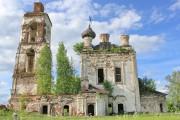 Церковь Михаила Архангела в Крае - Терьково - Бабаевский район - Вологодская область