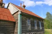 Церковь Георгия Победоносца в Крае - Терьково - Бабаевский район - Вологодская область