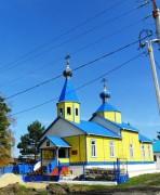 Церковь Покрова Пресвятой Богородицы - Екатеринославка - Октябрьский район - Амурская область