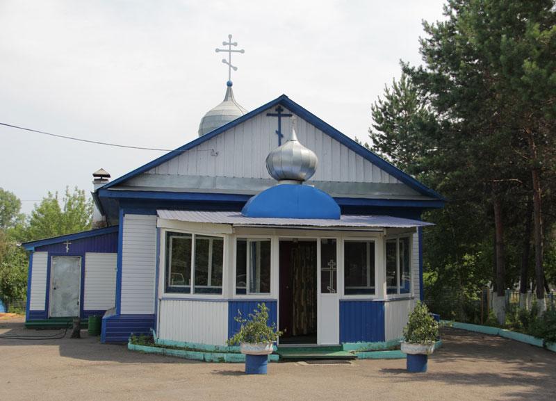 Церковь Сергия Радонежского, Тамбовка