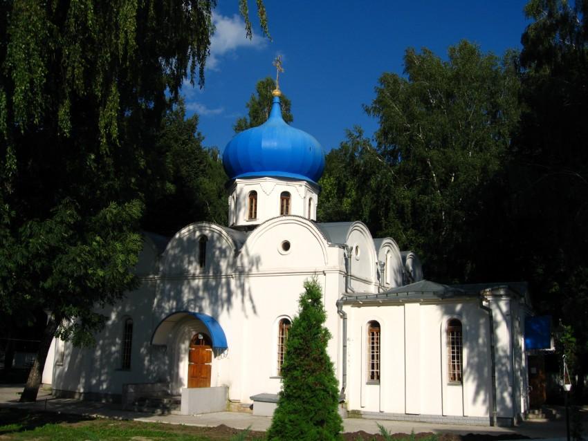 Успенский мужской монастырь. Собор Успения Пресвятой Богородицы, Новомосковск