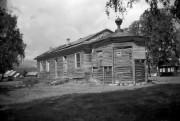 Церковь Спаса Преображения - Якшино - Вытегорский район - Вологодская область