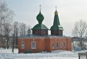Церковь Гурия Казанского - Большое Чурашево - Ядринский район - Республика Чувашия