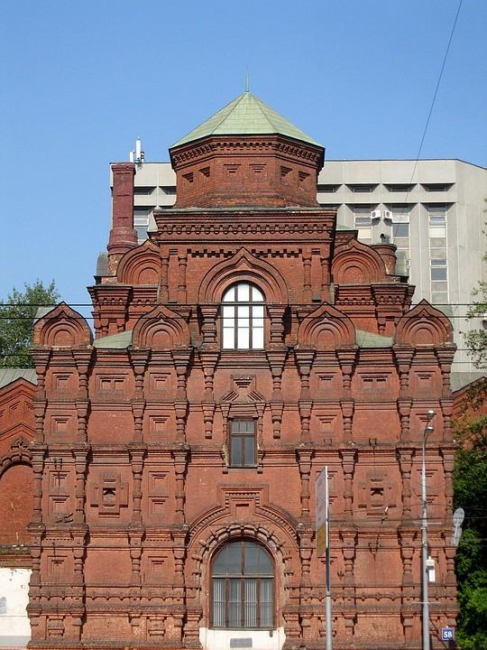 Скорбященский женский монастырь, Москва