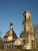 Церковь Покрова Пресвятой Богородицы - Покровское - Нейский район - Костромская область