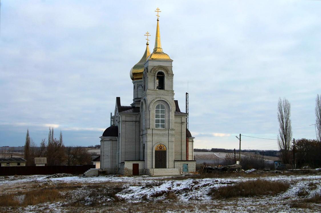 Церковь Михаила Архангела, Семидесятное