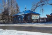 Церковь Николая Чудотворца (временная) - Усть-Кан - Усть-Канский район - Республика Алтай