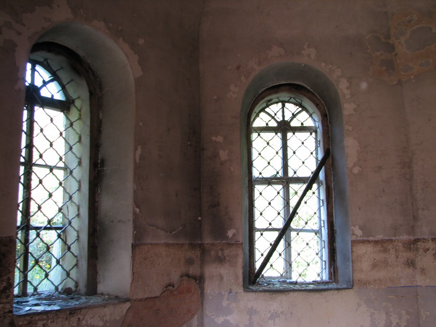 Смоленская область, Дорогобужский район, Ректы. Церковь иконы Божией Матери
