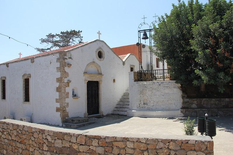 Церковь Пелагии, Агиа Пелагия