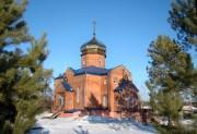 Мулловка. Рождества Христова (новая), церковь