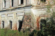 Церковь Николая Чудотворца - Ягрыш (Игнатовская) - Верхнетоемский район - Архангельская область