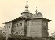 Сидорова Едома. Введения во храм Пресвятой Богородицы, церковь