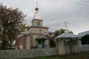 Церковь Богоявления Господня - Новые Алгаши - Цильнинский район - Ульяновская область