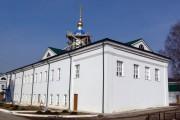 Оранский Богородицкий мужской монастырь. Церковь Петра и Павла - Оранки - Богородский район - Нижегородская область