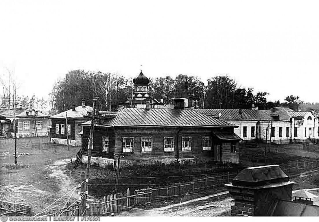 Церковь Александра Невского, Конаково