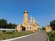 Нижний Ломов. Успенский женский монастырь. Собор Успения Пресвятой Богородицы