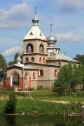 Церковь Покрова Пресвятой Богородицы - Омутнинск - Омутнинский район - Кировская область
