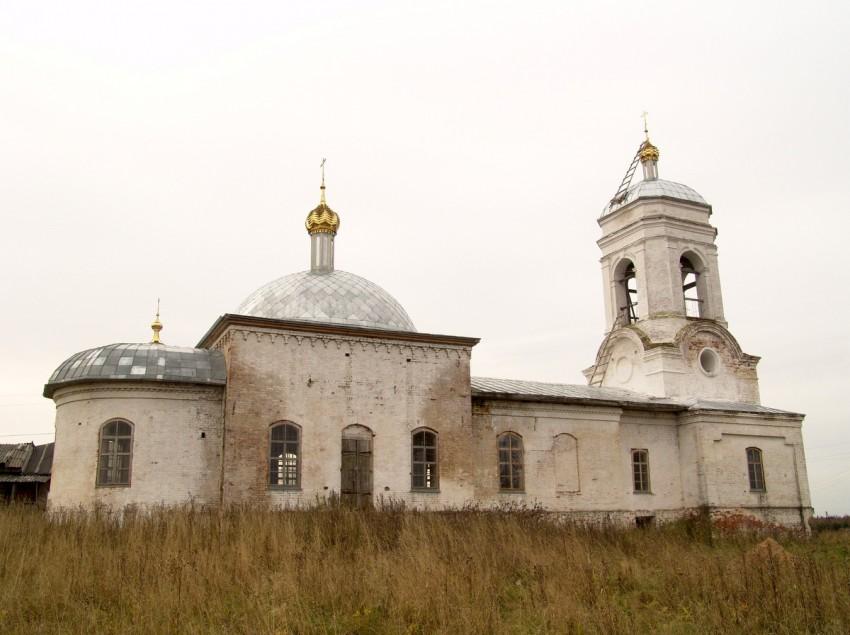 Церковь Георгия Победоносца, Уролка