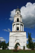 Церковь Илии Пророка в колокольне - Великорецкое - Юрьянский район - Кировская область