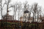 Алексин. Храмовый комплекс. Старый и новый соборы Успения Пресвятой Богородицы