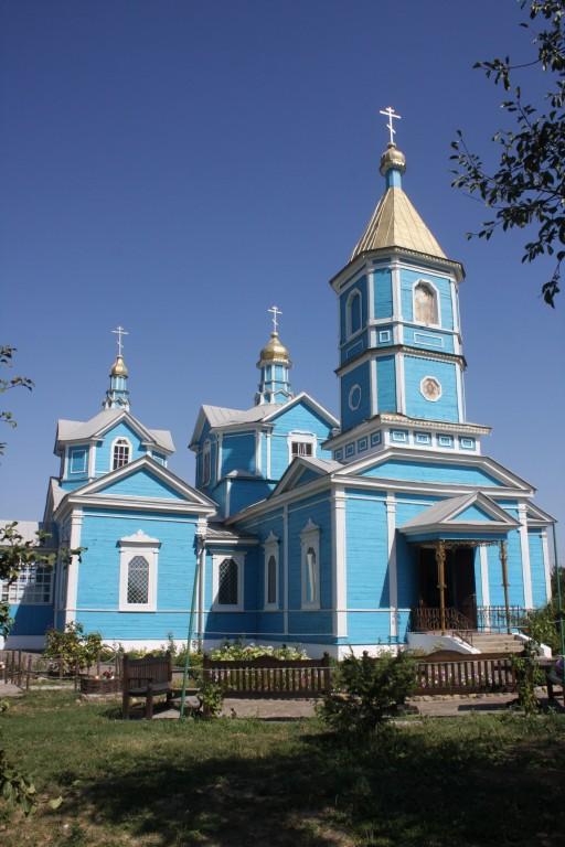 Церковь Богоявления Господня, Калининская