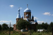 Церковь Троицы Живоначальной - Казанская - Кавказский район - Краснодарский край