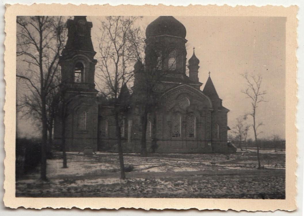 Церковь Троицы Живоначальной, Казанская