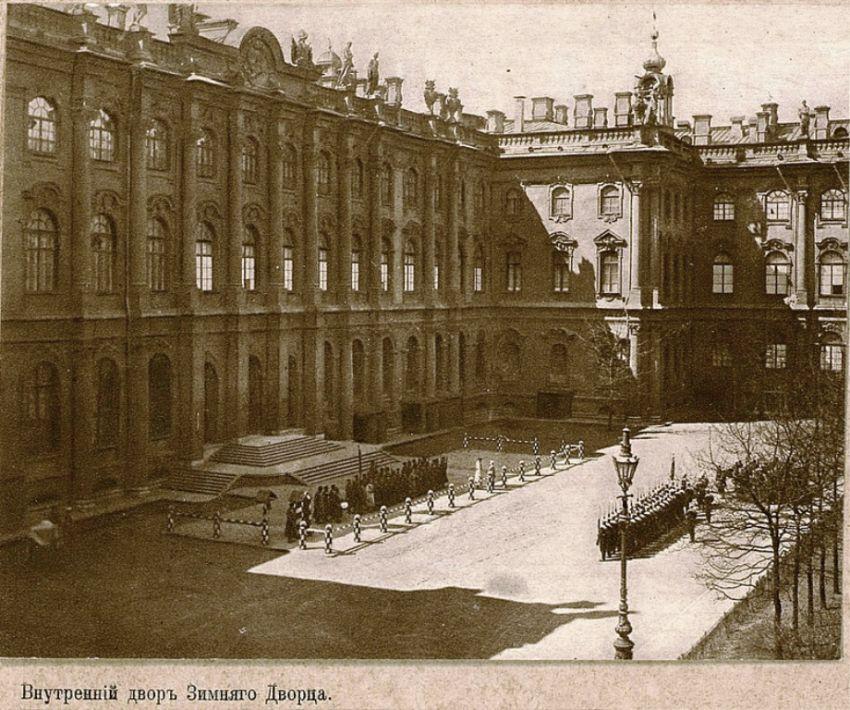 Собор Сретения Господня в Зимнем Дворце, Санкт-Петербург