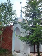 Боровский монастырь Похвалы Божией Матери - Боровское - Катайский район - Курганская область