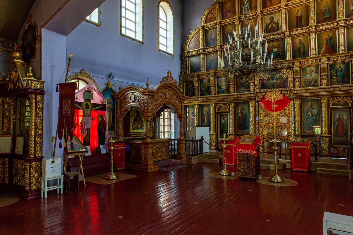 Казахстан, Алматинская область, Талдыкорган (Гавриловское). Собор Иоанна Богослова, фотография.