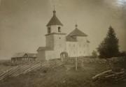 Каргиничи (Сергиевское), урочище. Георгия Победоносца, церковь