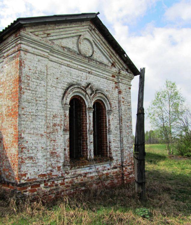 Церковь Спаса Нерукотворного Образа, Козьмино