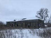 Церковь Богоявления Господня (старая) - Антоновка - Камско-Устьинский район - Республика Татарстан