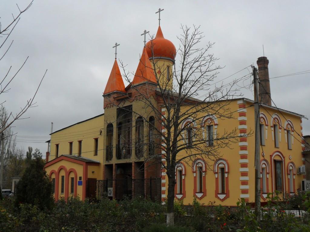 Ольгинский женский монастырь, Луганск