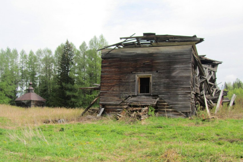 Иоанно-Богословский Варлаамиев Важский монастырь, Смотраковская (Пинежка)