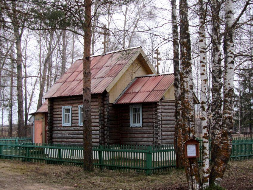 Церковь Николая Чудотворца, Фёдово