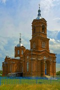 Церковь Казанской иконы Божией Матери - Давыдовка - Притобольный район - Курганская область