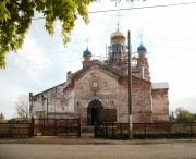 Церковь Михаила Архангела - Житниковское - Каргапольский район - Курганская область