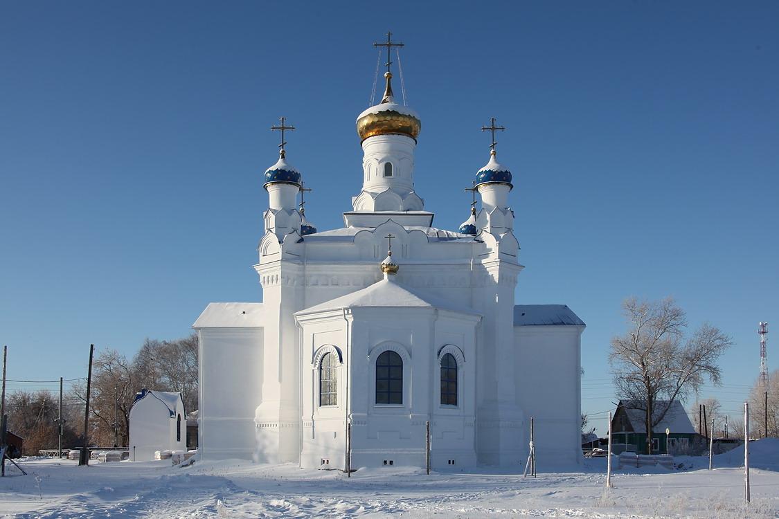 Церковь Михаила Архангела, Житниковское