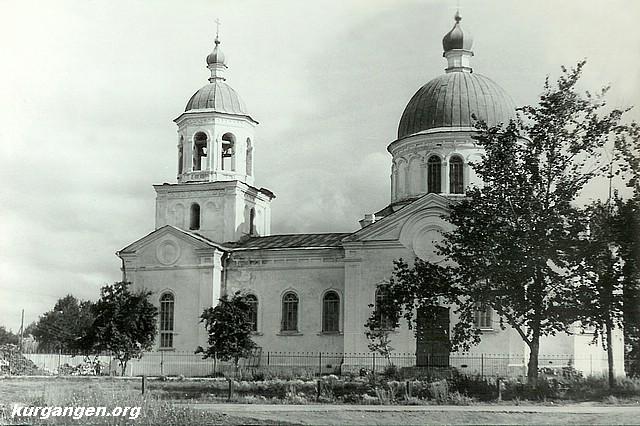 Церковь Троицы Живоначальной, Мишкино