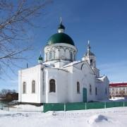 Церковь Троицы Живоначальной - Мишкино - Мишкинский район - Курганская область