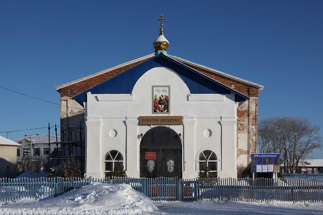 Церковь Троицы Живоначальной, Чаши